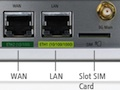 Lancom 1780EW-3G: Business-Router mit schnellem HSPA+ und WLAN