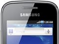 Galaxy Ace, Gio und Mini: Drei neue Smartphones mit Android 2.2 von Samsung
