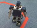 Sportlich: Roboter laufen Marathon