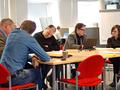 Beschäftigte in Nokia Tampere (Bild: Nokia)