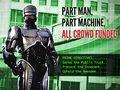 Statue: Robocop kehrt nach Detroit zurück