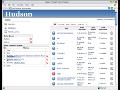 Hudson: Projekt wird nun doch auf Github gehostet