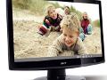 Acer: Browser Chrome läuft auf Monitor