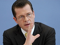 Karl-Theodor zu Guttenberg (Quelle: Bundesverteigungsministerium)