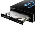 Plextor PX-LB950UE: Externer Blu-ray-Brenner mit eSATA und USB 3.0