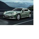 Genfer Autosalon: Porsches Panamera bekommt einen Hybridantrieb