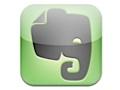 Evernote: Notizzettelanwendung für iOS wird übersichtlicher