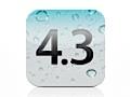 Apple: iOS 4.3 für iPhone und iPad am 11. März 2011