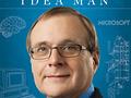 Buchdeckel von Idea Man (Bild: Paul Allen)