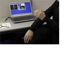 NEC Armkeypad: MP3-Player durch Armklopfen steuern