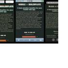 Mobile Boilerplate: Universelles Template für mobile Webseiten