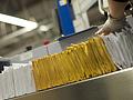 Briefsortiermaschine (Bild: Siemens)