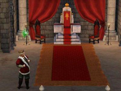 Spieletest Die Sims Mittelalter: Schlafen, essen, Bestien töten
