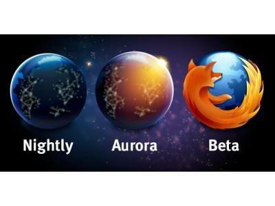 Mozilla: Vorabversionen von Firefox 5 und 6 veröffentlicht