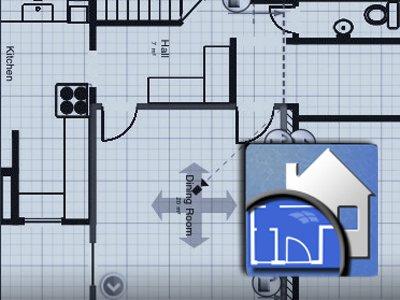 Magicplan: Automatische Grundrisserstellung mit der iPhone-Kamera