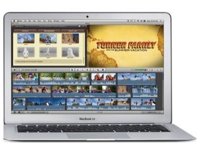 Apple: Macbook Air werden mit schnelleren SSDs ausgestattet