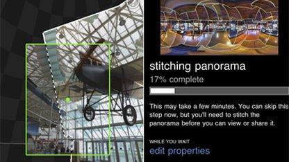 Microsoft: Photosynth erstellt Panoramen auf dem iPhone