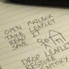 Textadventure: Zork I mit dem elektronischen Stift spielen