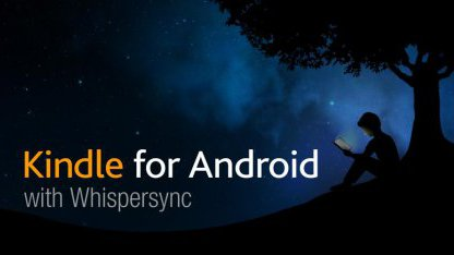 E-Books: Kindle-App für Android unterstützt nun Tablets