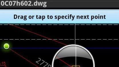 Konstruktionszeichnungen: AutoCAD WS für Android erschienen