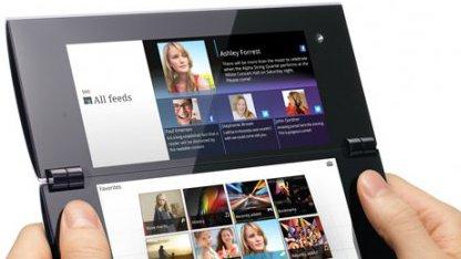 Sony S1 und S2: Android-Tablets mit Doppel- und Einfachbildschirm