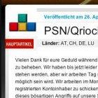 PSN-Hack: Kunden verärgert über Sonys Informationspolitik