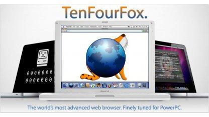 Browser: Firefox 4 für die PowerPC-Plattform
