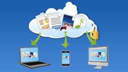 Cloud-Speicherdienst: Android-App für Sugarsync