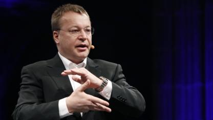 Nokia-Chef Stephen Elop