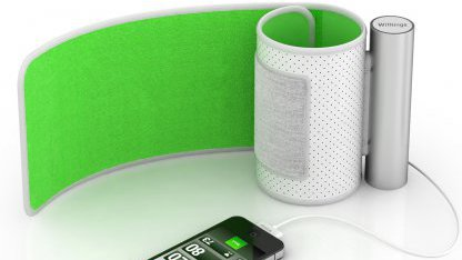 Withings BPM ausprobiert: Blutdruck messen mit dem iPhone