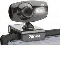 Ultrahohe Auflösung: Trust Full HD Webcam liefert 2.048 x 1.536 Pixel