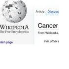 Wikipedia: Britische Krebsforscher schreiben für Onlinelexikon