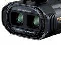 JVC: Semiprofessioneller 3D-Camcorder mit SDXC-Karten