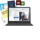 Evernote: Notizen mit Facebook, Twitter oder URL weitergeben