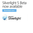 Webentwicklung: Silverlight 5 Beta zum Download