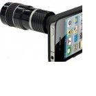 Rollei: Teleobjektiv für das iPhone 4