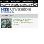 Symbian Anna: Details zu Nokias neuem Smartphone-Webbrowser