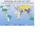 Freedom House: Zensur und staatliche Eingriffe im Internet nehmen zu