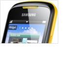 Samsung Corby II: Touchscreenhandy mit fast sieben Wochen Akkulaufzeit