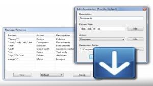 Dropit: Automatisch Dateien aufräumen