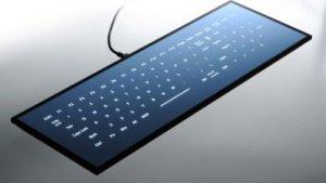 Minebea Cool Leaf: Tastatur ohne Tasten