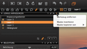 Capture One: Rohdatenentwickler mit Maskenfunktionen