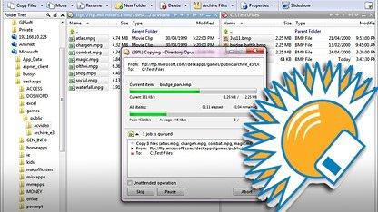 Dateimanager: Directory Opus 10 mit Windows-7-Unterstützung