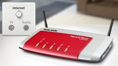 AVM Fritzbox 6360 Cable - nun auch bei Kabel Deutschland