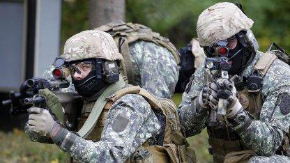Soldat des Bundesheeres