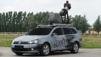 Bing Maps Streetside - Kamerautos von Navteq verspäten sich