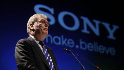 Sony-CEO Howard Stringer