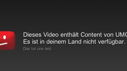 Herr Tischbeins Sympathie nicht mehr für deutsche Youtube-Nutzer