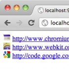 Browser: Remote Debugging für Webkit und Chrome