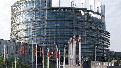 Europäisches Parlament in Straßburg: Einstweilen werden die Abgeordneten konventionell gewählt